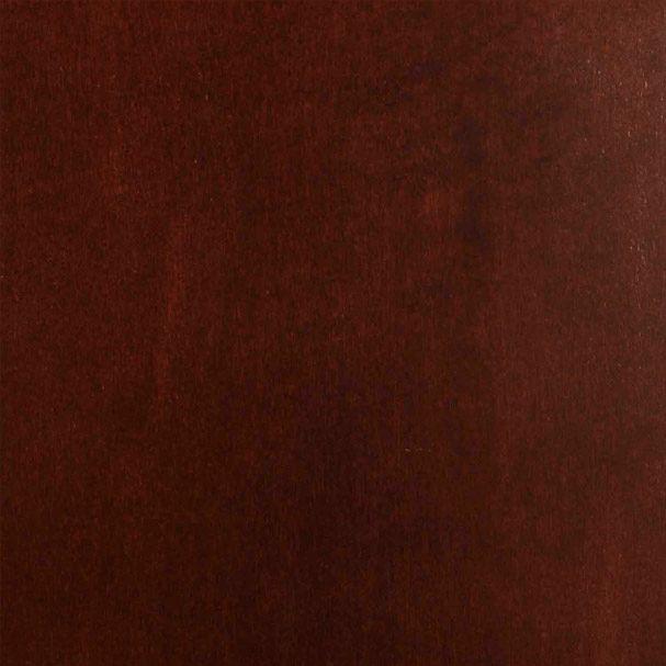 """Plaquette Echantillon Couleur - 3 1/4""""  x 4 7/8"""" - Erable - Marron"""