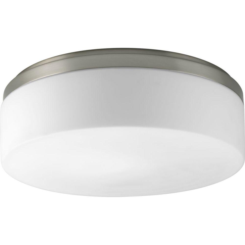 Maier Collection 2 Light Brushed Nickel Flushmount