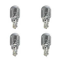 12V LowVage 7W Incandescent Wedge Bulbs (4-Pack)