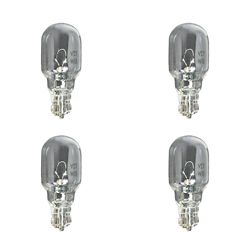 Hampton Bay 12V LowVage 7W Incandescent Wedge Bulbs (4-Pack)