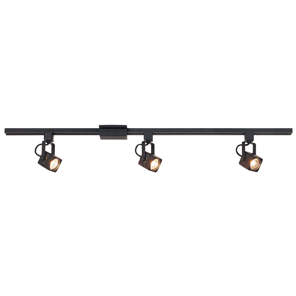 black track lighting fixtures. Black Track Kit - 44 Inches Lighting Fixtures T