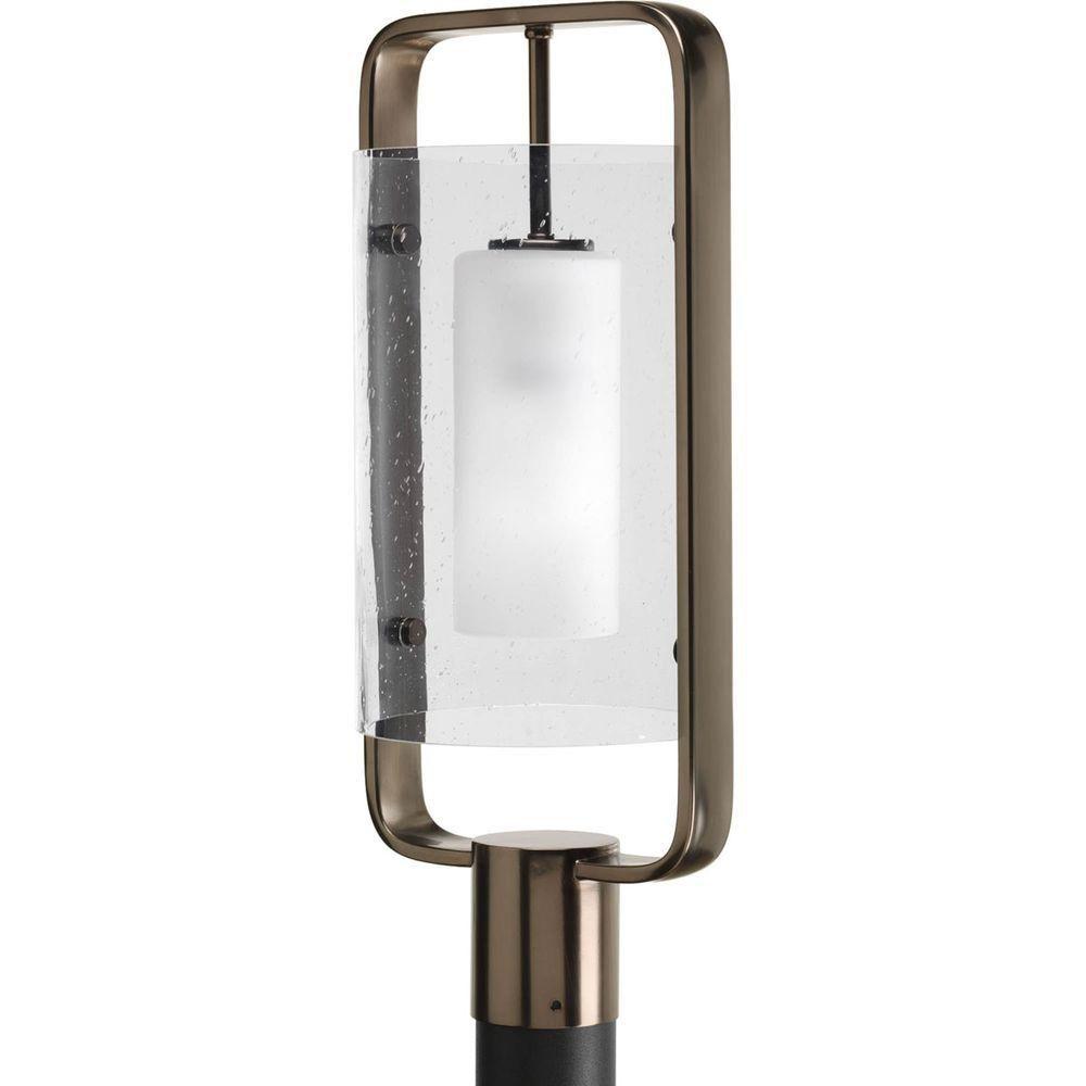 Coupe Collection 1 Light Venetian Bronze Fluorescent Post Lantern 7.85247E 11 in Canada