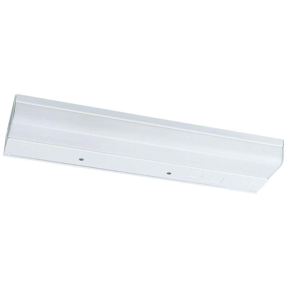 48 Inches White Undercabinet Fixture