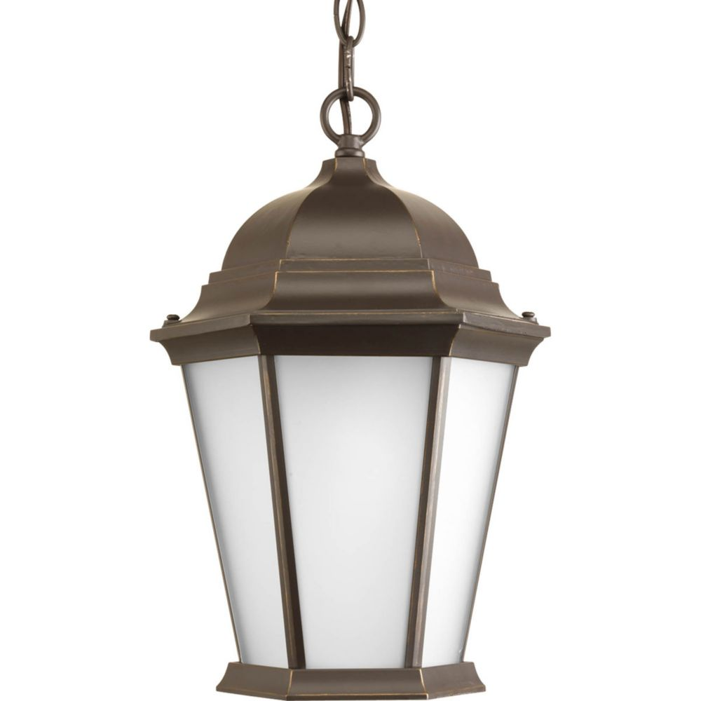 Welbourne Collection 1 Light Antique Bronze Hanging Lantern