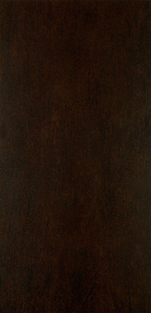 Forest Ebano 6 In. x 23 In. Glazed Porcelain Floor & Wall Tile (5.5 Sq. Ft./Case)