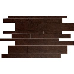 Eliane Forest Mobil Ebano Glazed Porcelain Floor & Wall Mosaic Tile (12 In. x 16 In. Sheet)