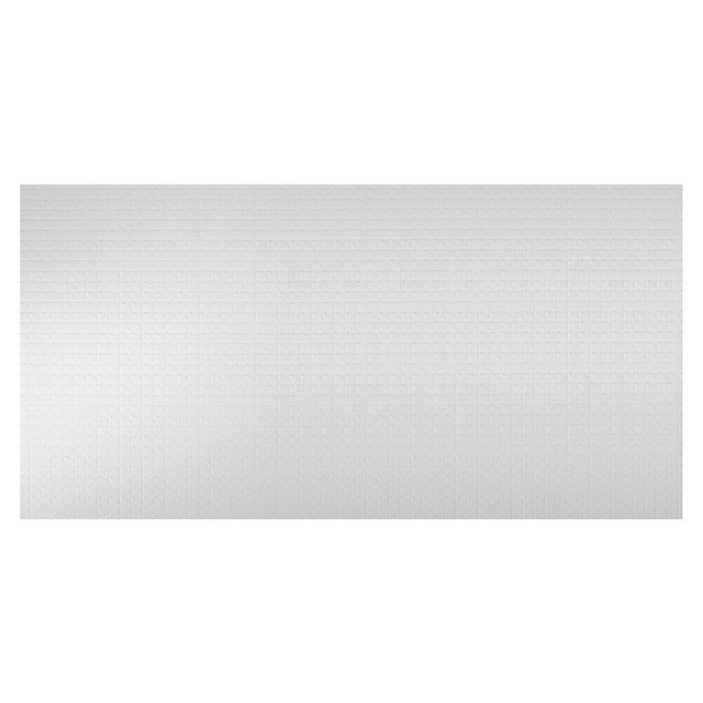Genesis 2  Feet x 4  Feet Classic Pro White Lay In Ceiling Tile