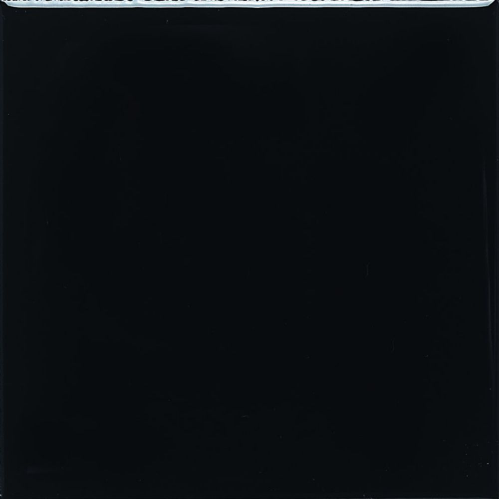Rittenhouse Square 3-inch x 6-inch Tile in Black (12.5 sq. ft./case)