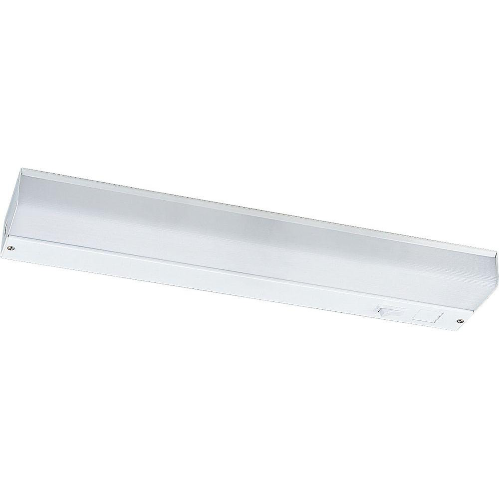 18 Inches White Under-Cabinet Fixture