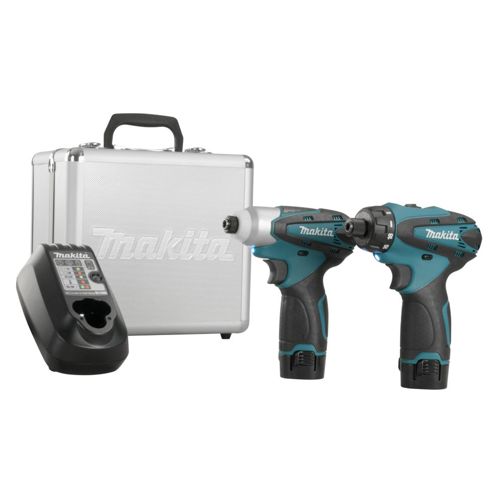 Two-Piece Cordless Combo Kit