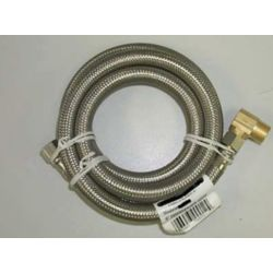 Jag Plumbing Products Flexible Braided Supply - Dishwasher