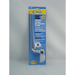 Jag Plumbing Products Fit All Metal Arm Tank Lever - Chrome