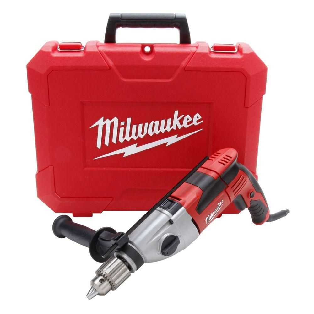 1/2-inch Hammer Drill with Carrying Case