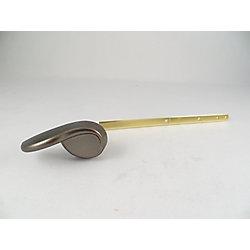 Jag Plumbing Products Manette  de Réservoir de Remplacement Universelle en metal  -  bronze huilé