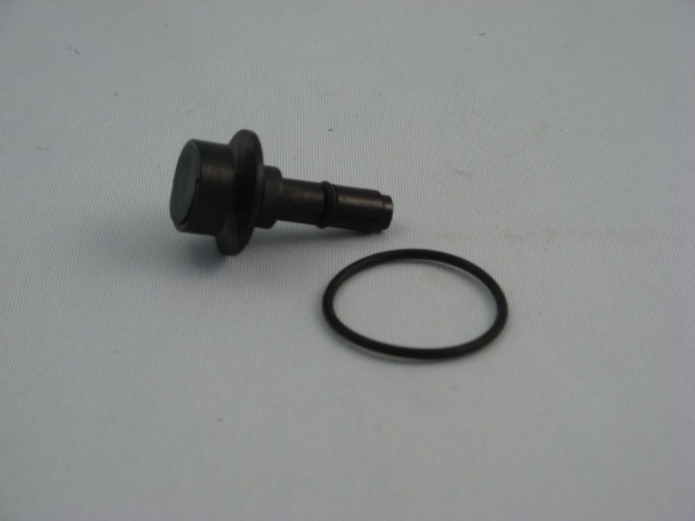 Fill Valve Repair Fits Kohler Black Piston Kit, Black Plunger With Cap And Seal