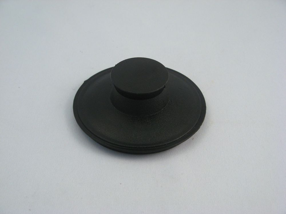Jag Plumbing Products Replacement IN-Sink-Erator Drain Stopper in BLACK