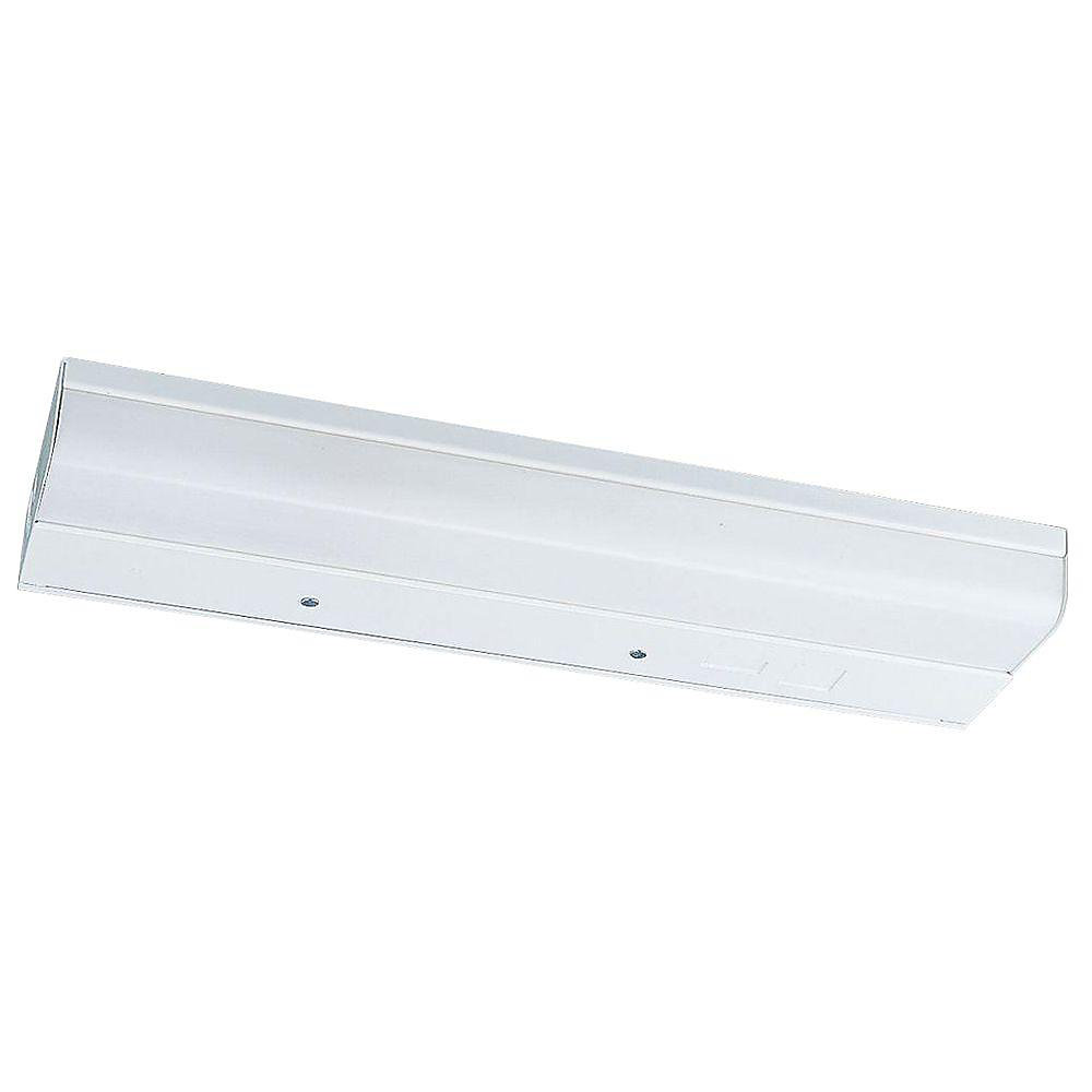 48 Inches White Under-Cabinet Fixture