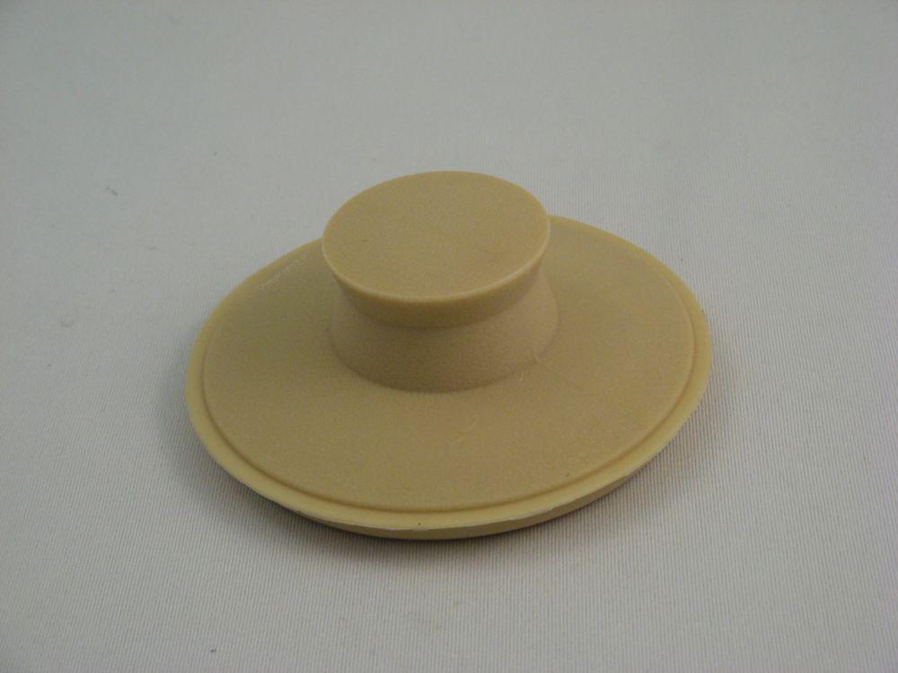 Jag Plumbing Products  Broyeur d'aliments bouchon en caoutchouc:  InSinkErator*
