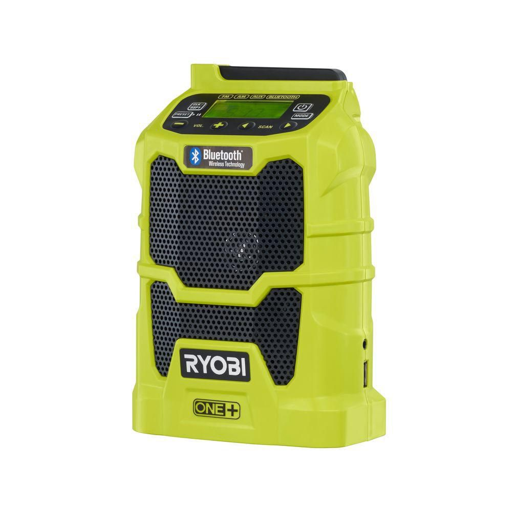 18V ONE+� Compact Radio with Bluetooth Wireless Technology