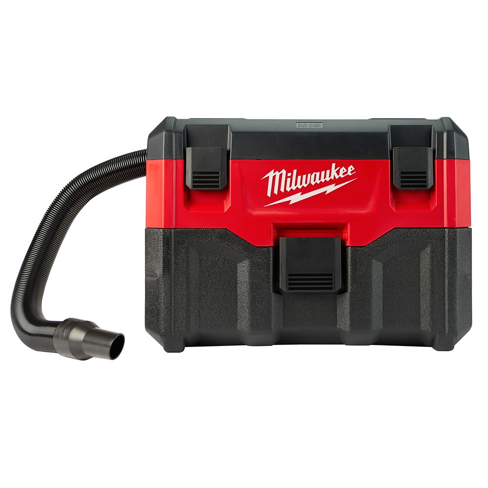 Milwaukee Tool M18 18-Volt Lithium-Ion Cordless 2 Gal. Wet/Dry Vacuum (Tool-Only)