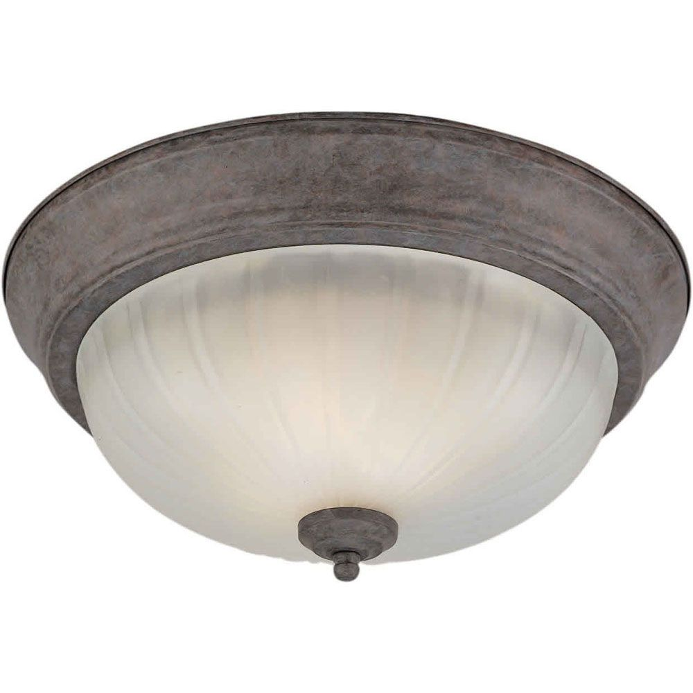 filament design burton 2 light ceiling desert stone. Black Bedroom Furniture Sets. Home Design Ideas