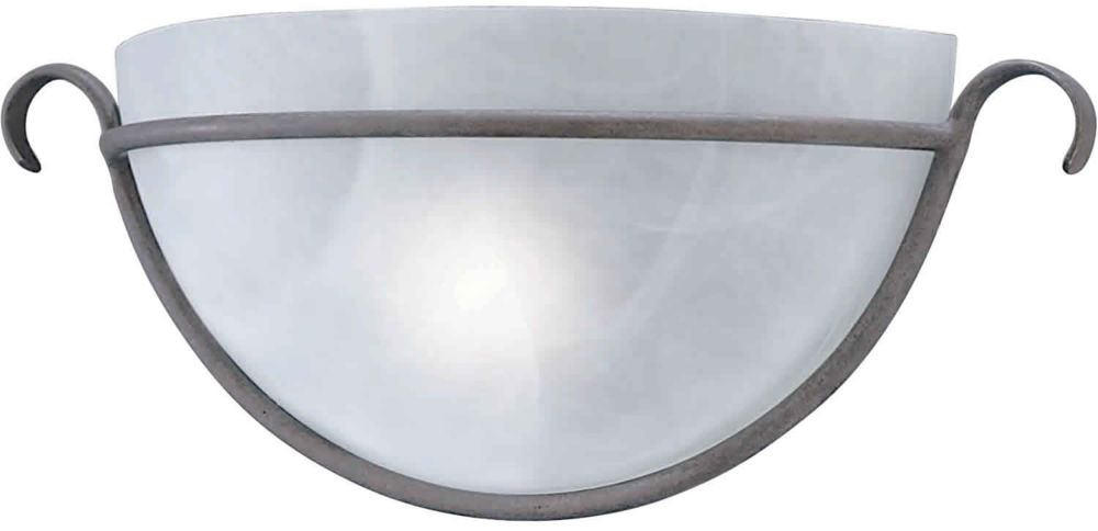 Burton 1 Light Wall Desert Stone Incandescent Wall Sconce CLI-FRT50990109 in Canada