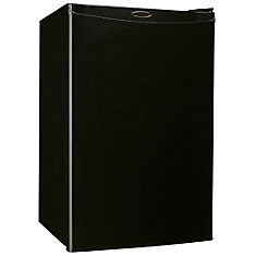 4.4 cu. ft. Compact All-Fridge in Black (Energy Star)