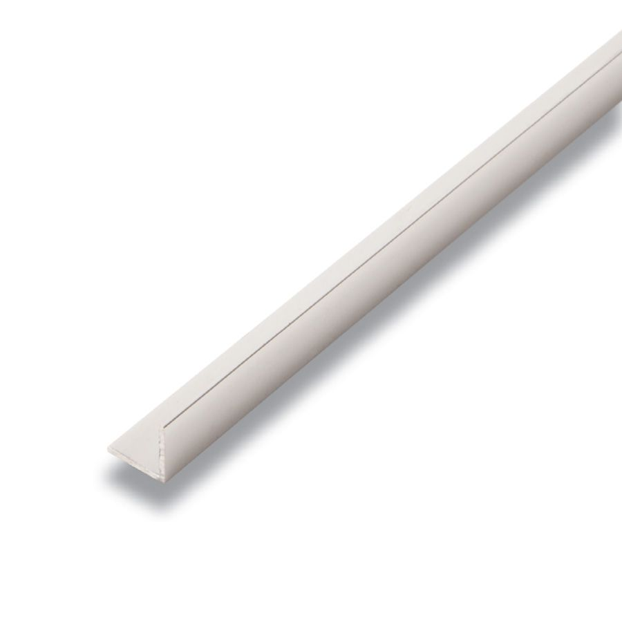 Metal Angle Mira Lustre 1/2 In. x 1/2 In. x 8 Ft.