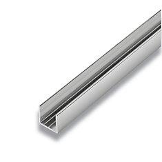 Metal U-Channel Mira Lustre 5/8-inch x 5/8-inch x 8 Ft.