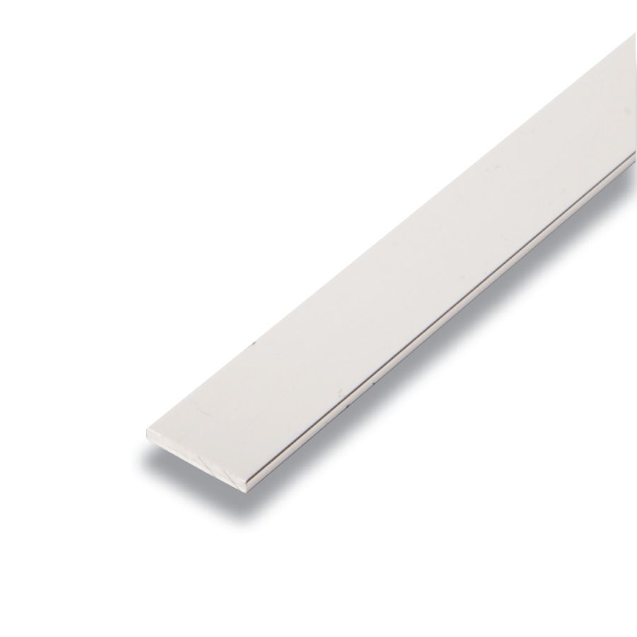 Metal Flat Bar Mira Lustre 1/8 In. x 3/4 In. x 8 Ft.