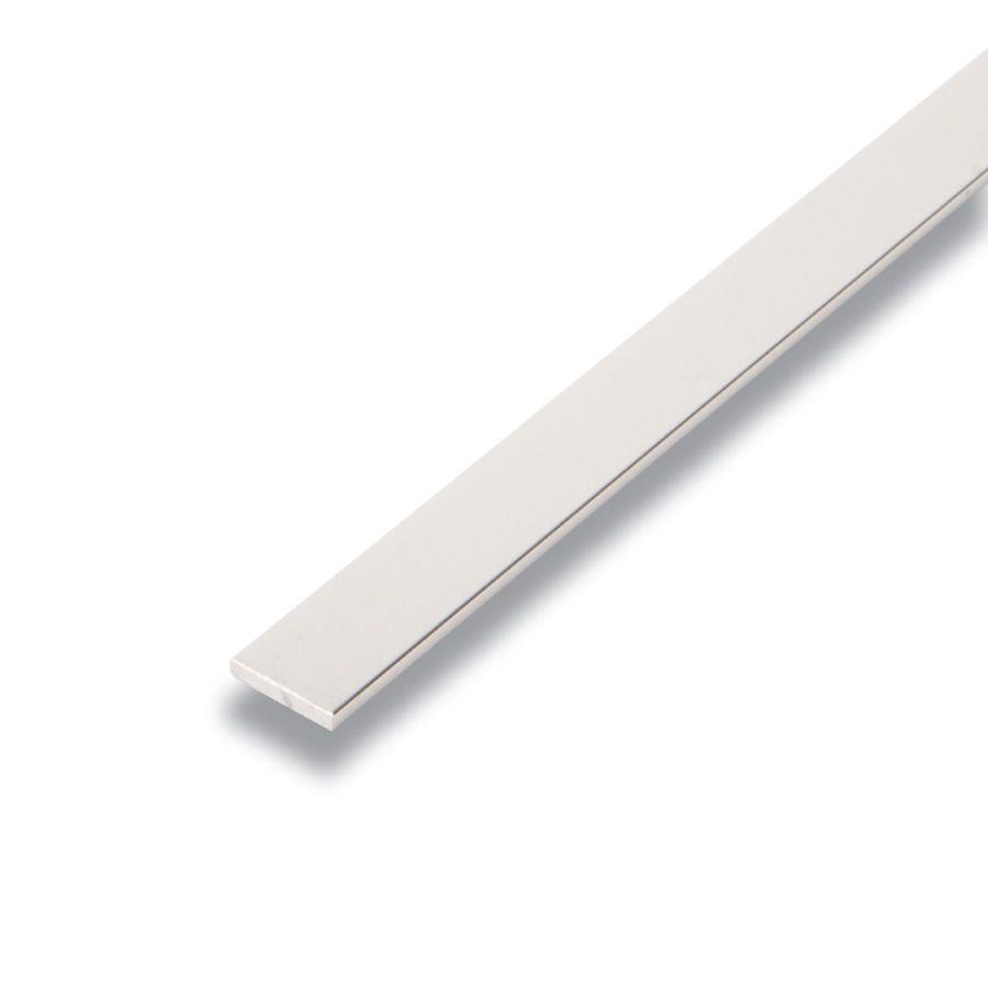 Metal Flat Bar Mira Lustre 1/8 In. x 1/2 In. x 8 Ft.