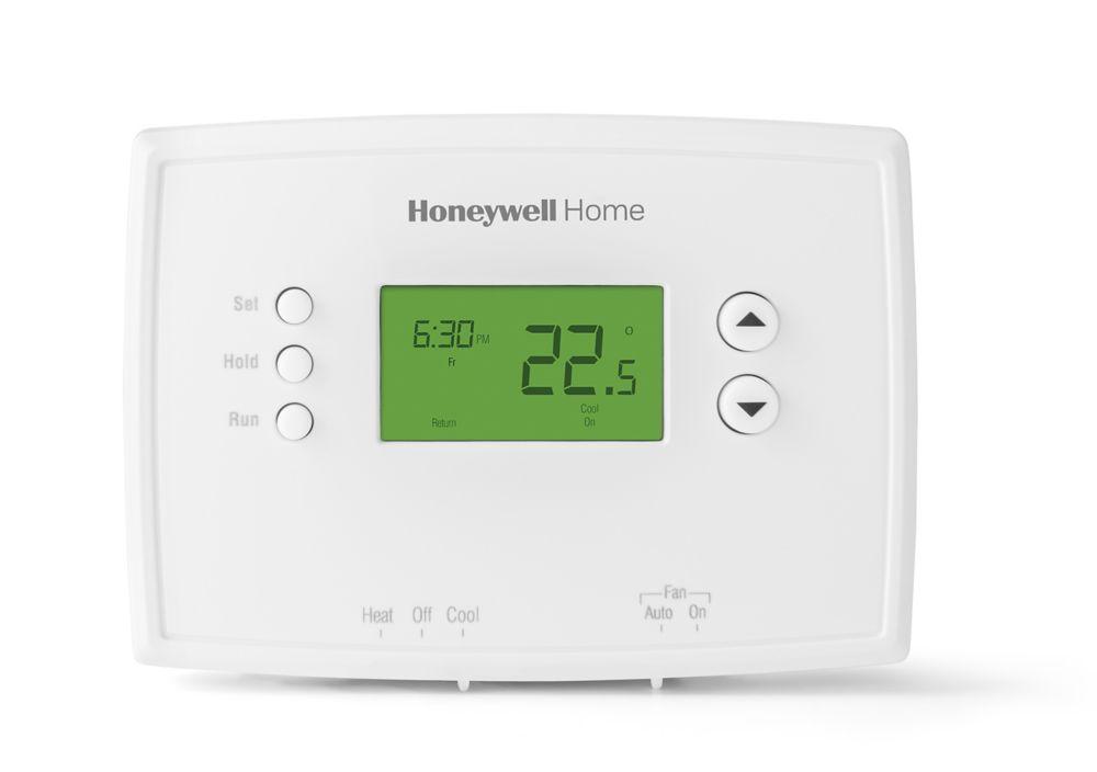Thermostat programmable sur 5-2 jours