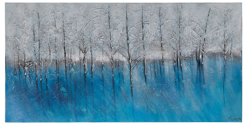 Forest of Blue