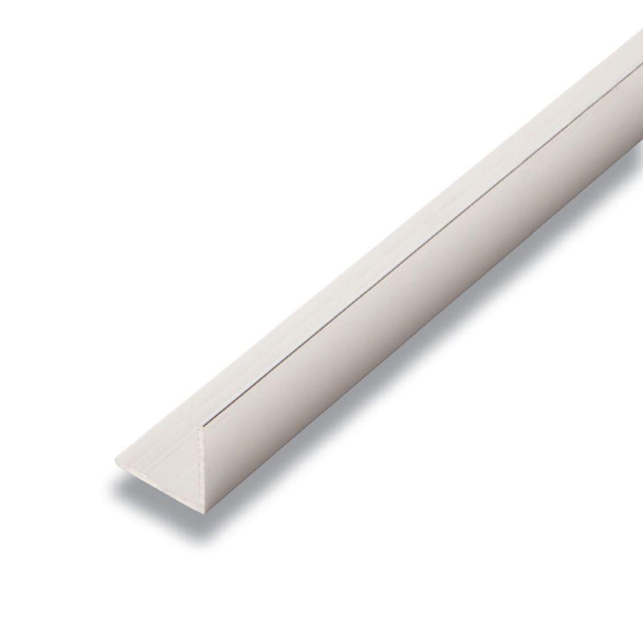 Metal Angle Argent 3/4 po x 3/4 po x 8 pieds