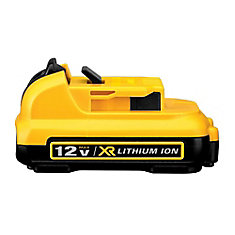 12V MAX XR Lithium-Ion Battery Pack 2.0Ah