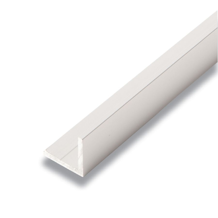 "Metal Angle Aluminium 3/4"" x 3/4"" x 8'"