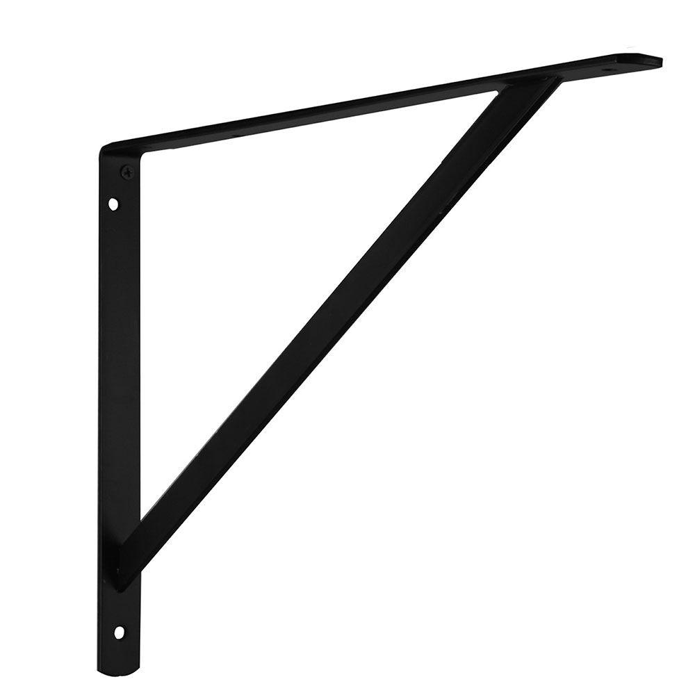 Support ultra-robuste 20'' Everbilt noir