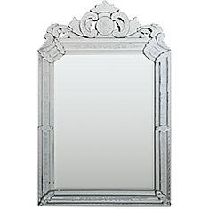 Miroir Mansard