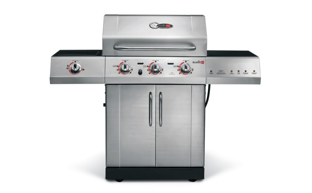 RED 500 GAS GRILL