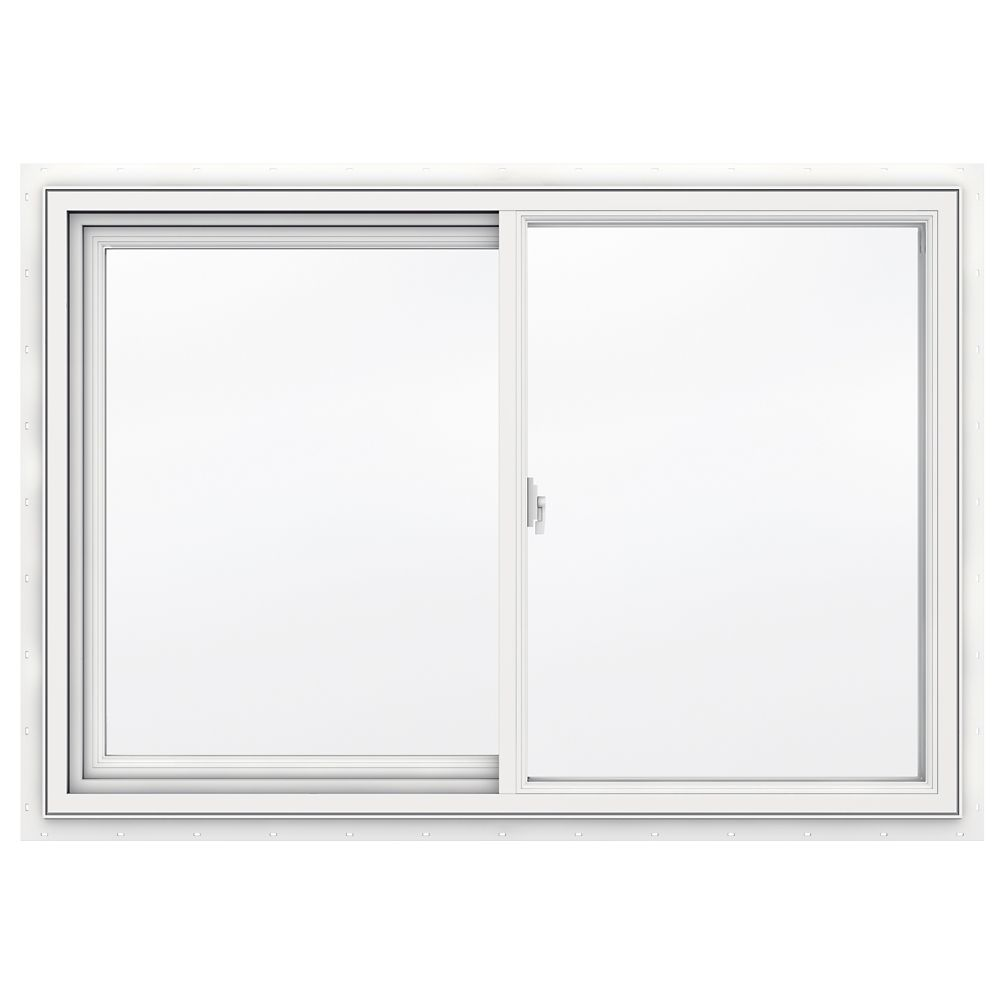 3500 SERIES Vinyl Slider Window 48 Inch x 33 Inch
