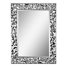 Decorative Mirrors Floor Amp Wall Mirrors The Home Depot