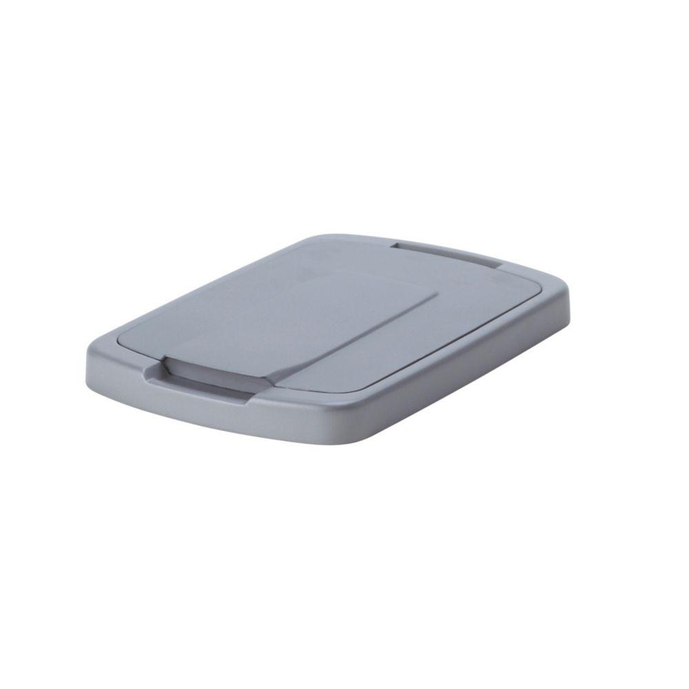 Platinum 35 Quart Waste Bin Lid