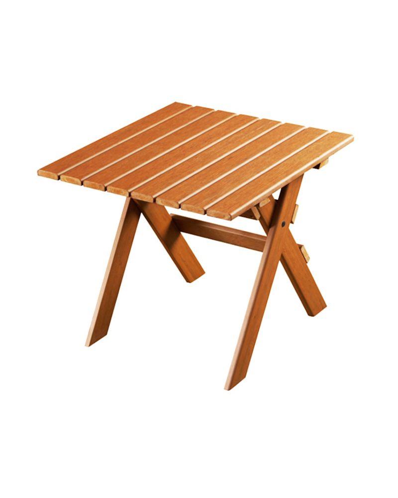 Cedar Adirondack Side Table TB-CL01-RC01 Canada Discount