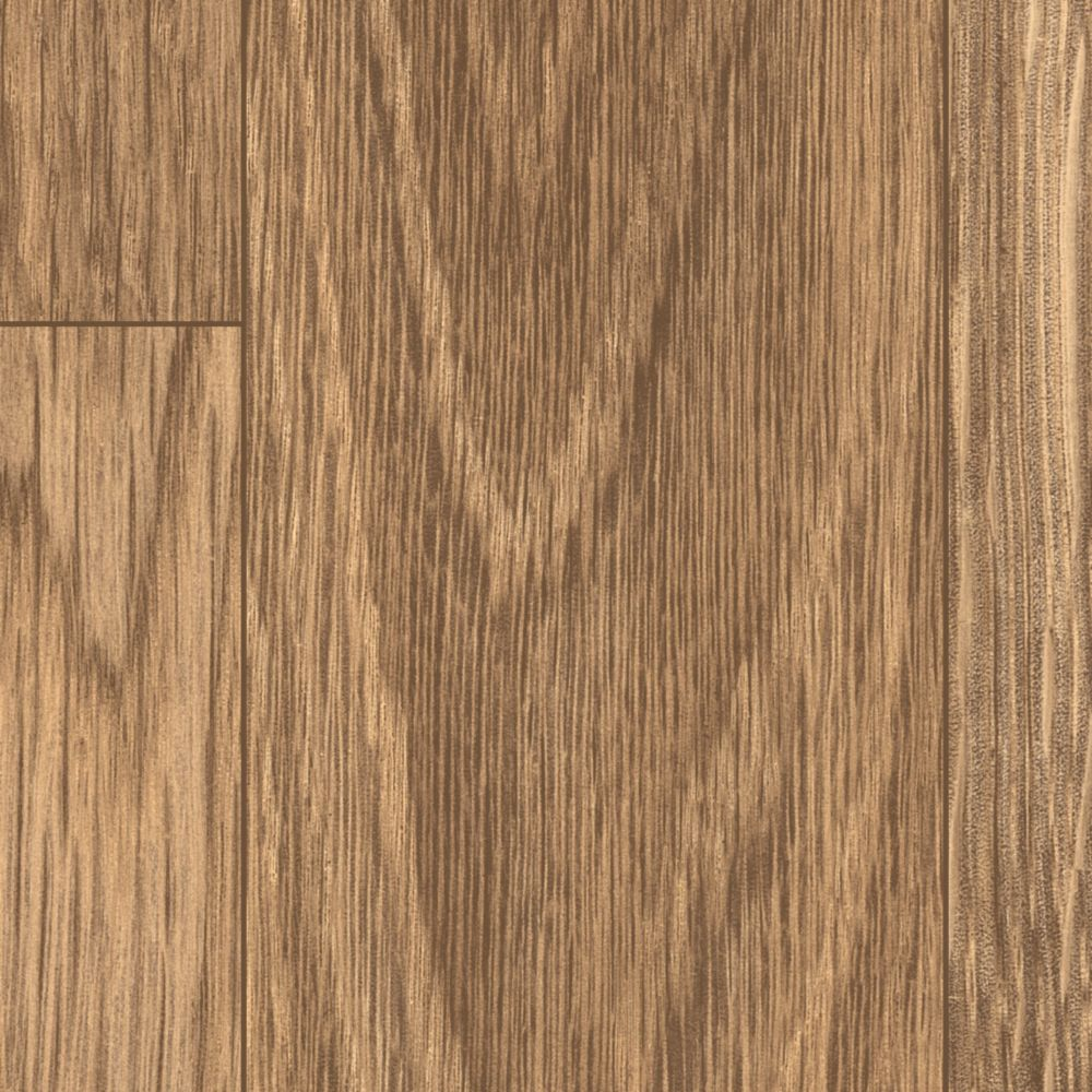 "Revêtement de vinyle en feuille ""FiberFloor"" -Natural Oak-Naturel"