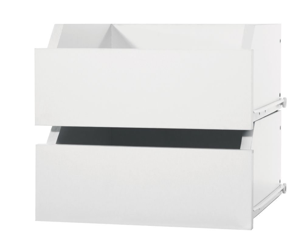 Narrow Drawers - 2 Pack
