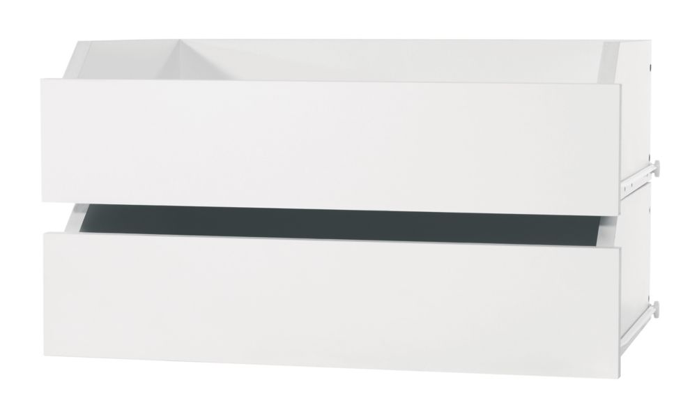 Wide Drawers - 2 Pack
