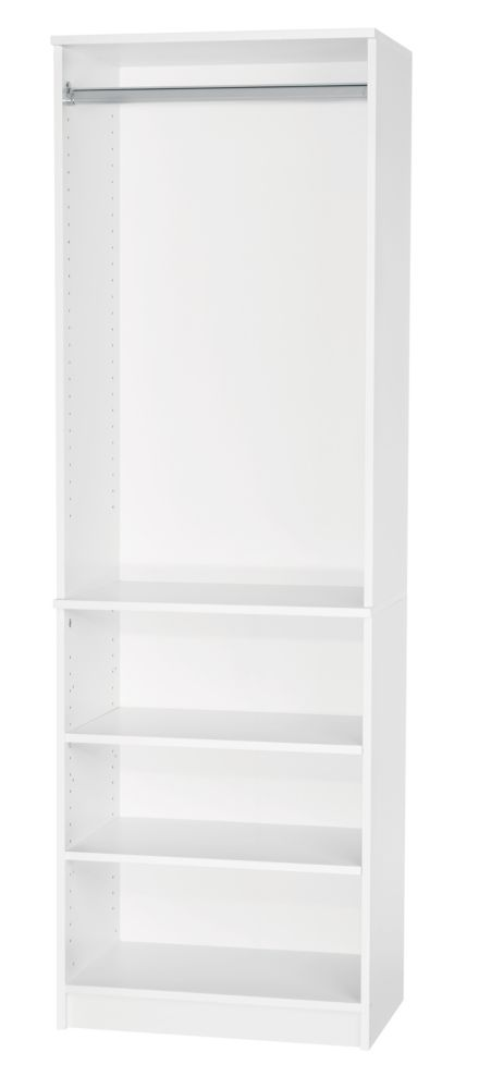 Closet Storage  - Wide Tower
