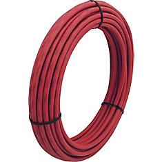 Super Pex Pipe, Red -  1/2 Inch x 100 Feet