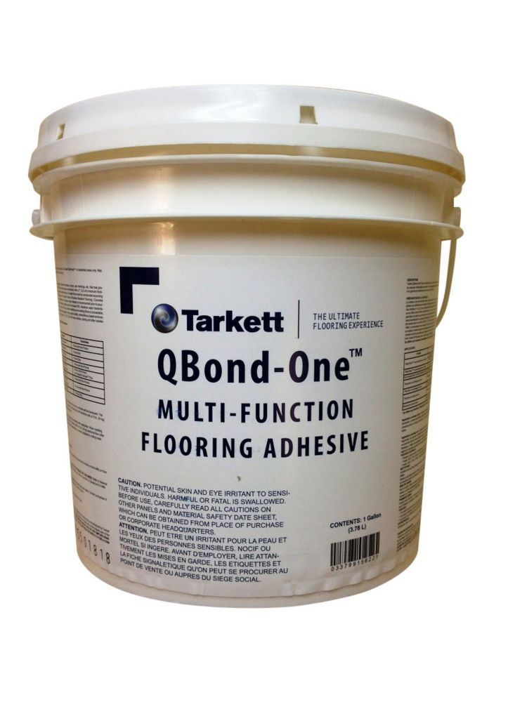 Adhésif à plancher QBond-1
