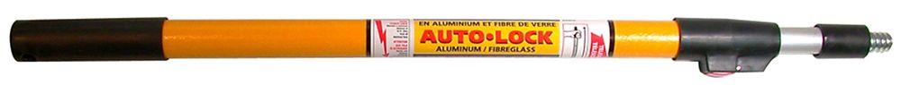 2' - 4'  Rallonge - aluminium et fibre de verre.
